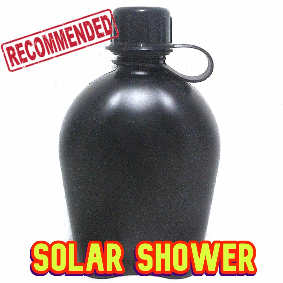 Army Bottle Black